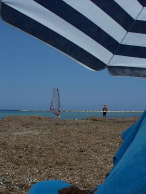 Sail time