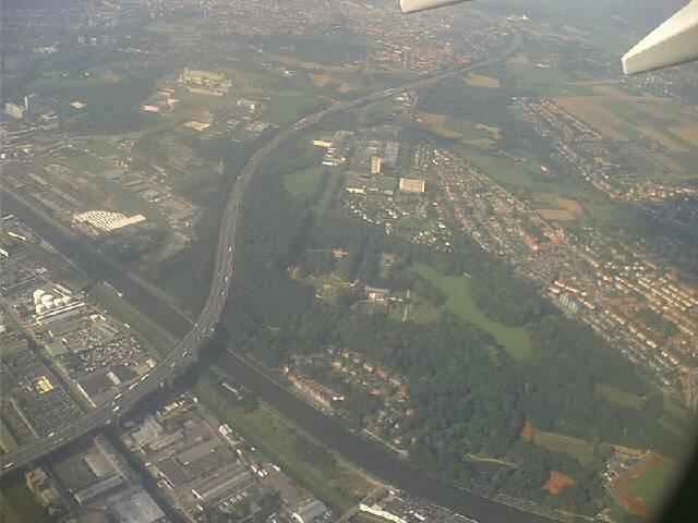 Leaving Brussel