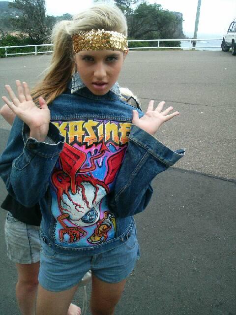 Grafitti jacket