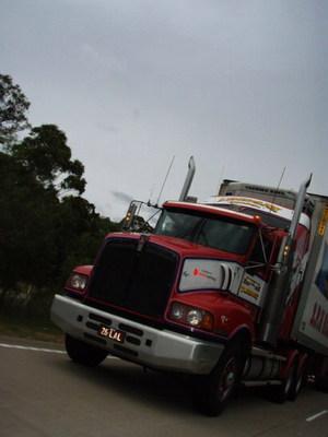 Crazy Truck drivers