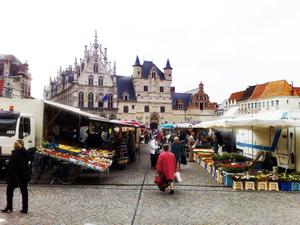 Markets in Mechelen