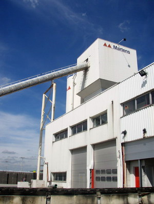 Oosterhout cement factory