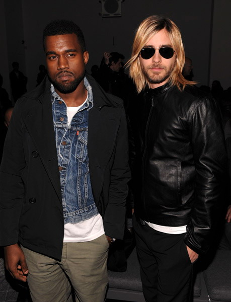 Sonny spotted with Kanye West