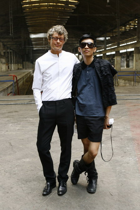 Bruno Pieters & BryanBoy