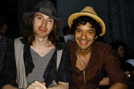Graham Tabor & Miguel Villabos
