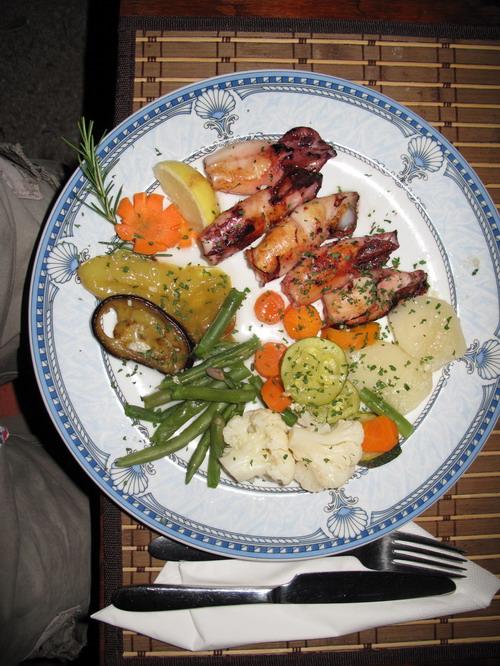 Dubrovnik Restaurant Week Menu