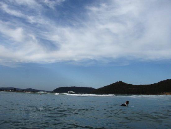 Box Head, surf
