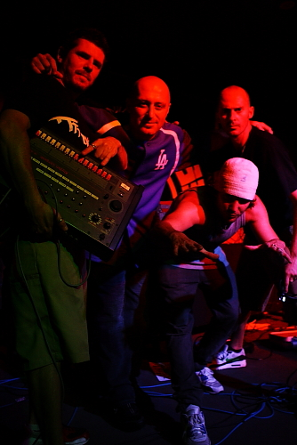 DefWishCast gig at Beachroad Bondi