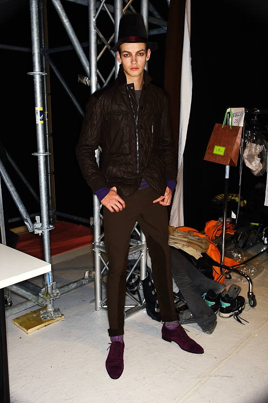 Etro Men AW2010-11 Collection