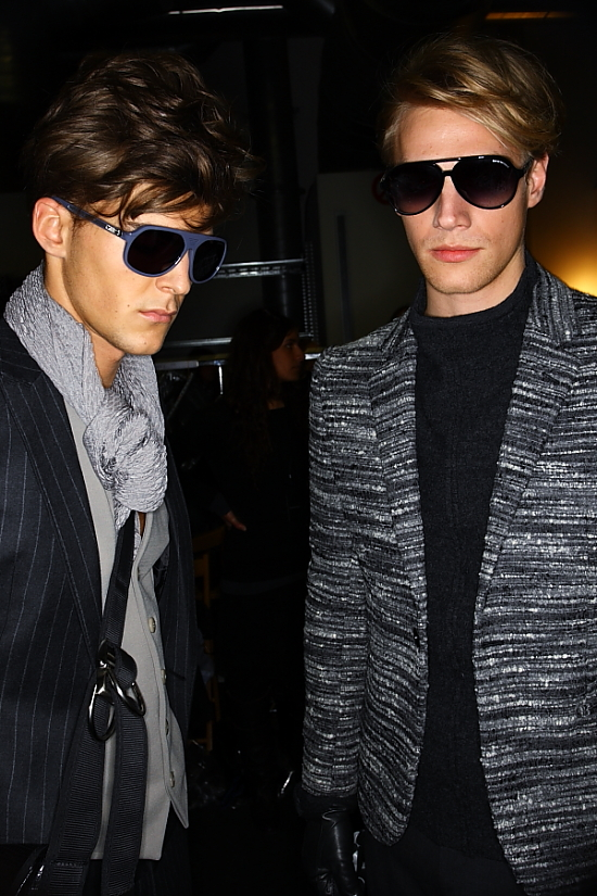 Emporio Armani AW 10-11 Men's Collection