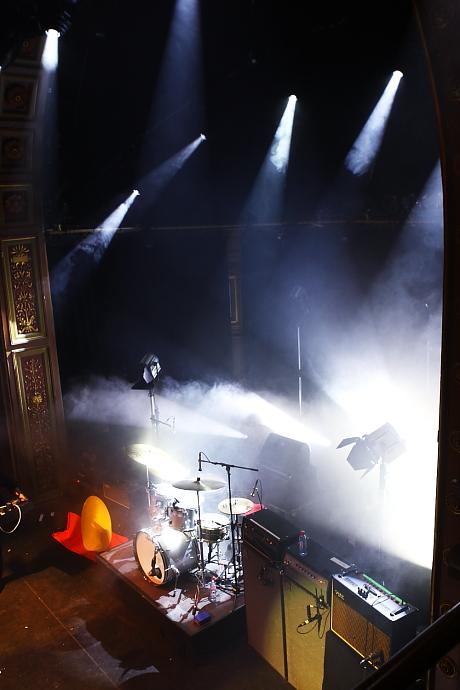 Berns, Stockholm Pre Show