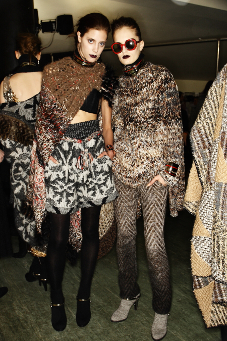 Missoni AW10 Collection