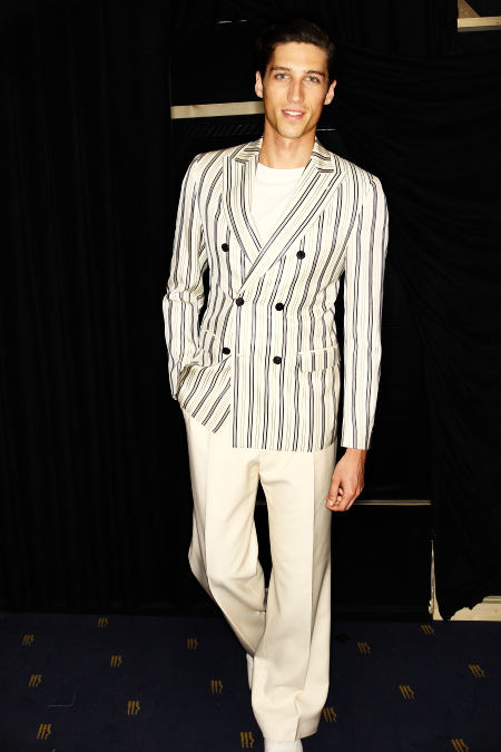 Salvatore Ferragamo Men SS 2011 Collection