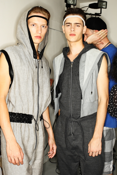 Qasimi Homme SS 2011 Collection
