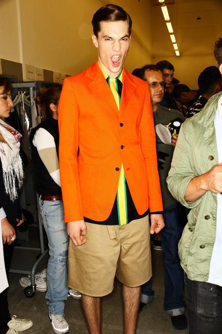 PRADA Men SS 2011 Collection
