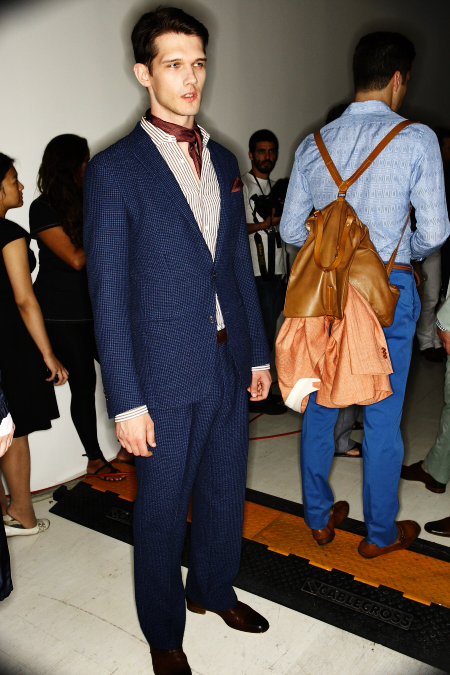 Ermenegildo Zegna Men SS 2011 Collection