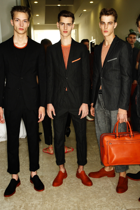 Z Zegna Men SS 2011 Collection