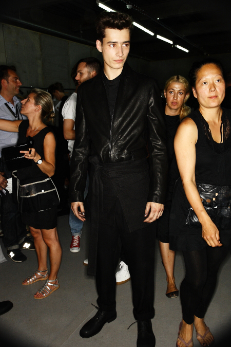 Kris Van Assche Men SS 2011 Collection