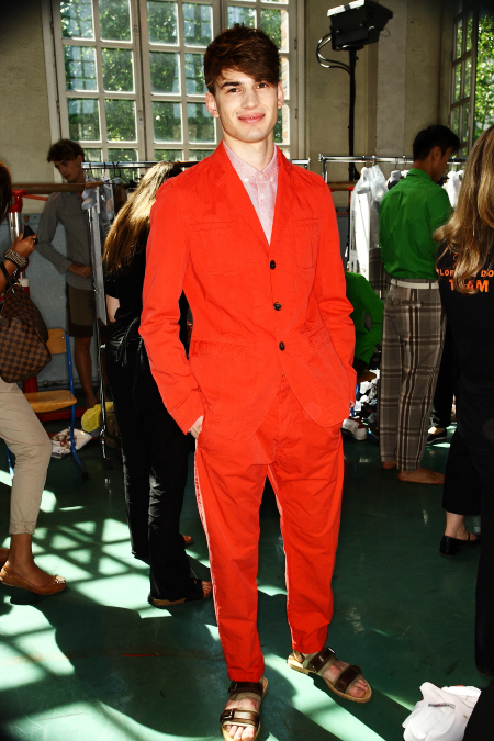 Kenzo Men SS 2011 Collection