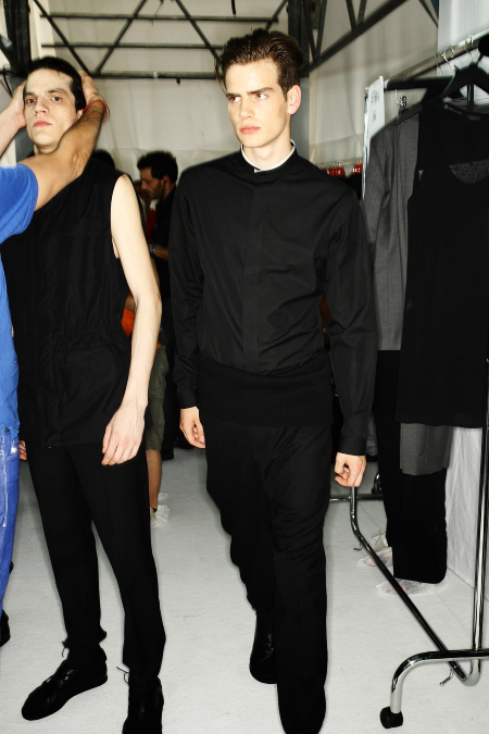 Dior Homme SS 2011 Collection