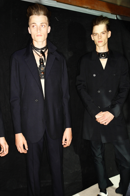 Lanvin Men SS 2011 Collection