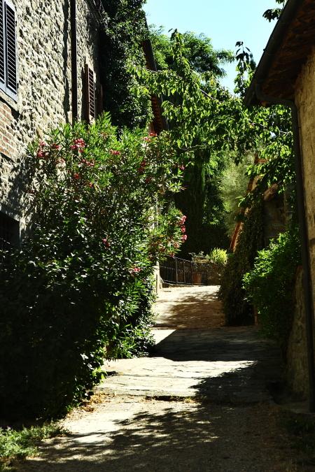 Breakfast in Tuscany