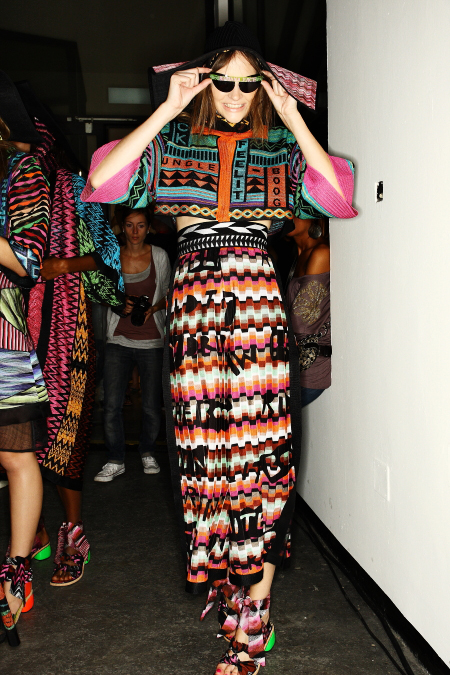 Missoni SS 2011 Collection