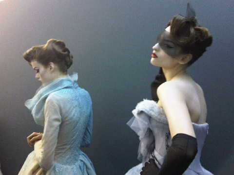 Dior Haute Couture Backstage Paris