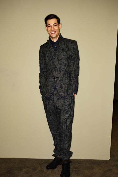 Bottega Veneta Men's AW2011 Collection Backstage Milan