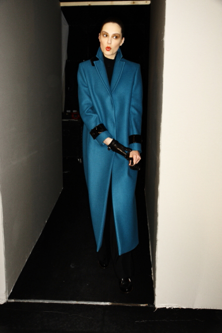 Sportmax FW 2011 Collection show Backstage Milan