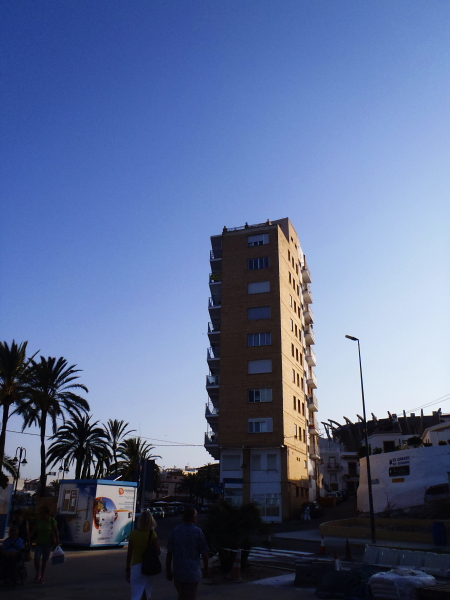 Ugliest Apartment building in Xabia goes to