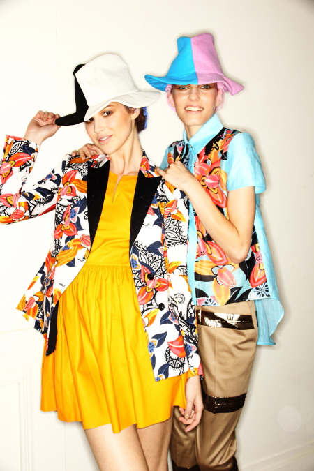 Thakoon SS12 Fashion Show New York Backstage