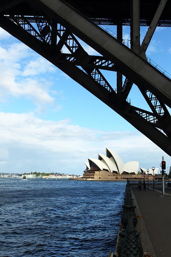 Day trip in Sydney