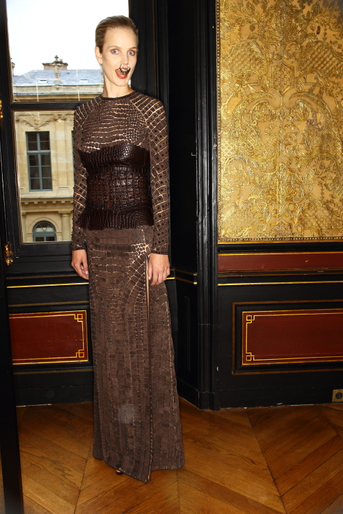 Givenchy Haute Couture Presentation Paris