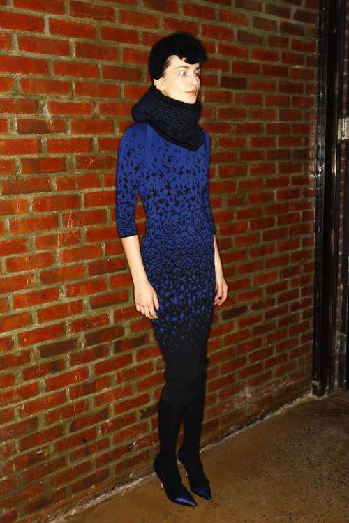 Ohne Titel AW12 Fashion Show New York Backstage