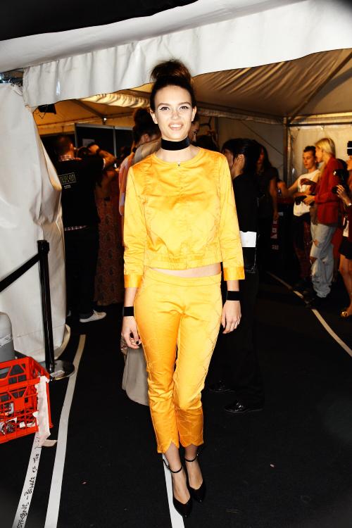 Toi et Moi Sydney Fashion Show Sydney Backstage