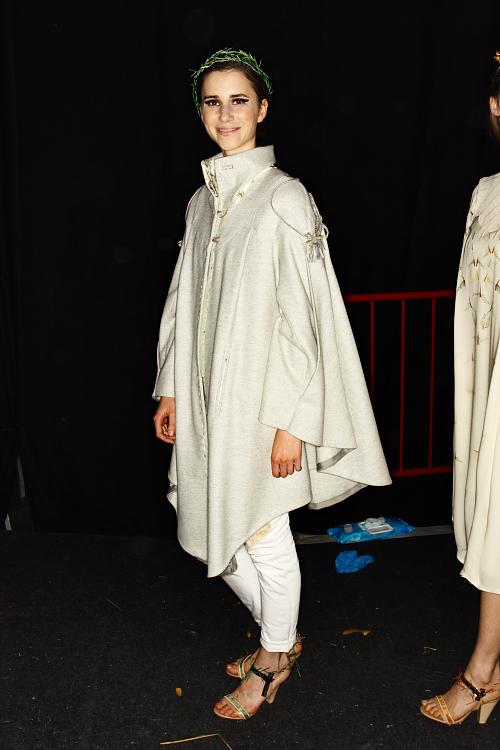 Tabitha Osler Antwerp Academy 2012 Graduate