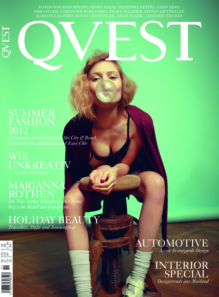 New Qvest Issue #51 out tomorrow