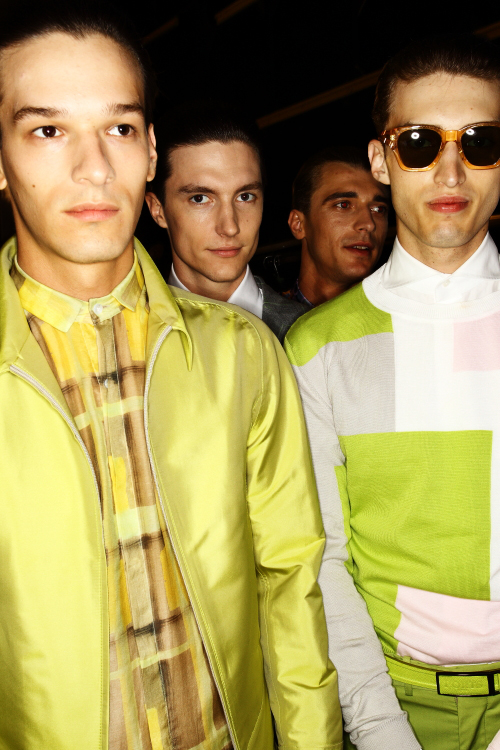 Ports 1961 SS13 Men Fashion Show Milan Backstage