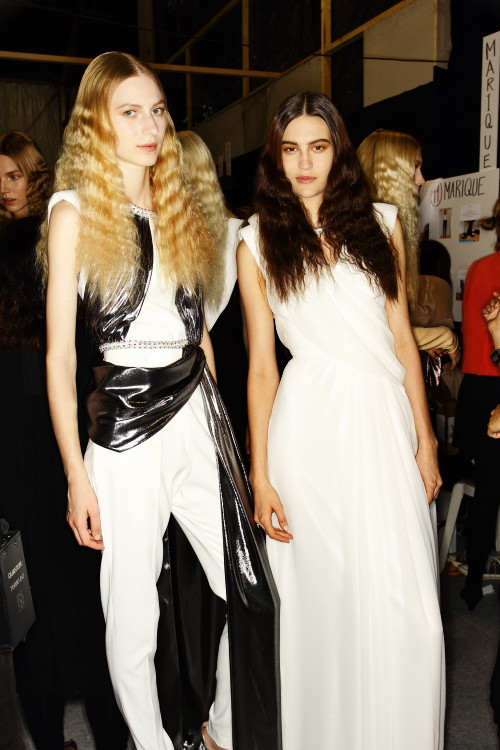 V&R Fashion Show Paris Backstage