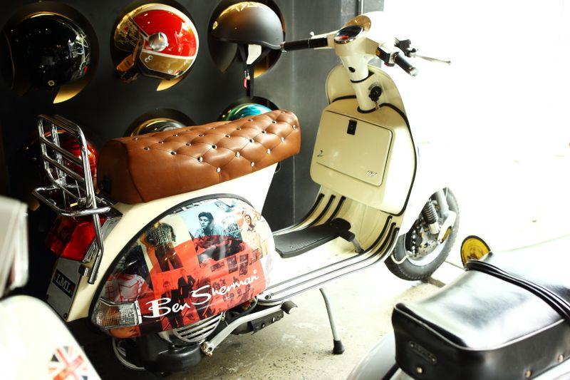 Gasoline, Vespas & Bikes ( & soon muscle cars ) Sydney