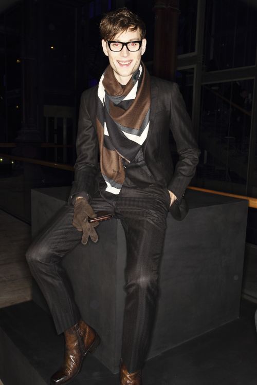 Berluti AW13/14 Men Presentation Paris