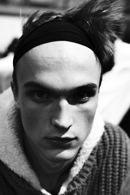 Damir Doma AW13/14 Boys in B&W