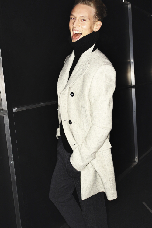 Tiger Of Sweden AW13/14 Fashion Show Stockholm Backstage