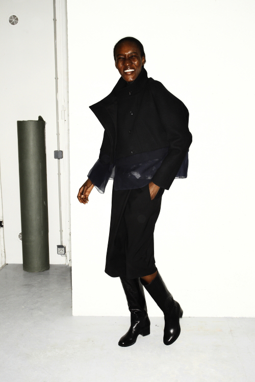 Lutz AW13/14 Private Fashion Show Paris Backstage