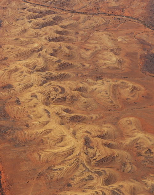 Alice Springs > Sydney flight back