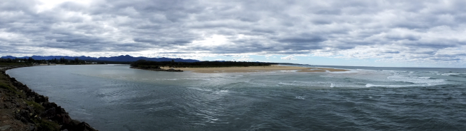Urunga River near Nambucca Heads