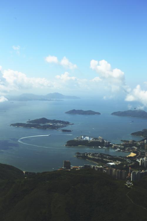 Hong Kong > Sydney