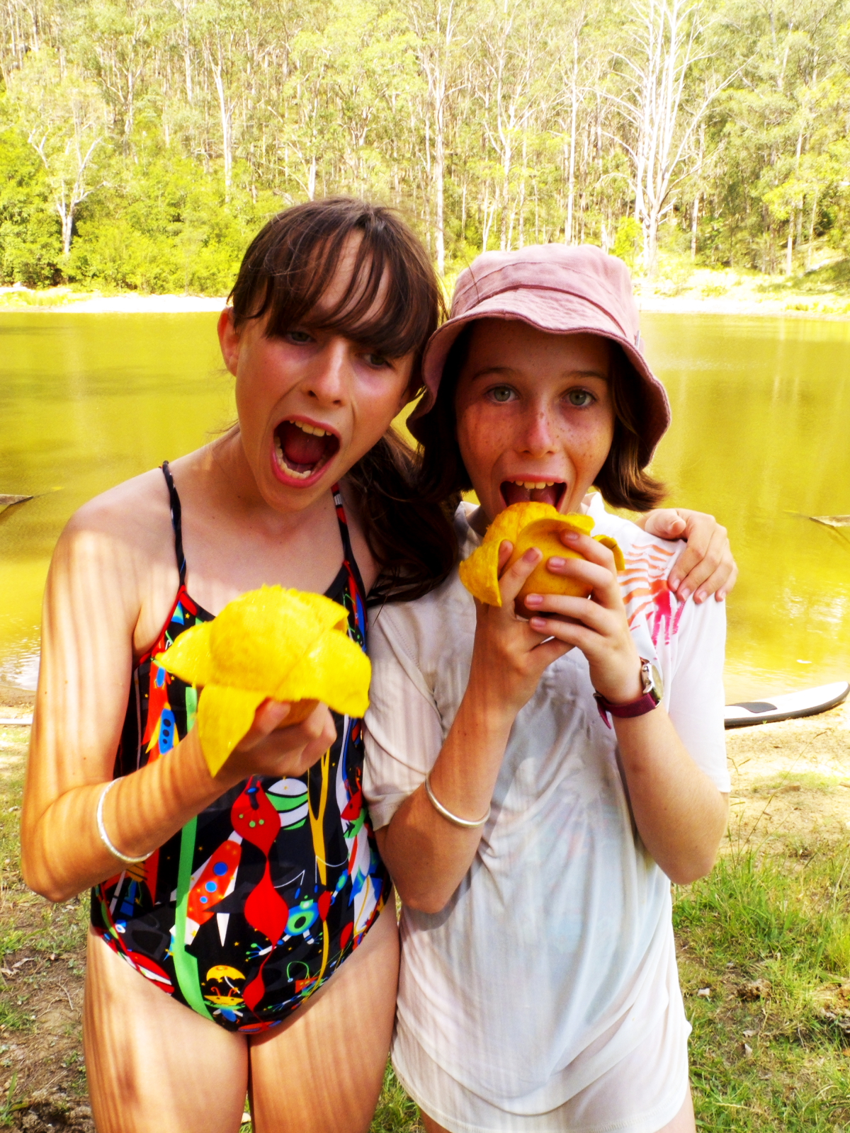 Mango Fest at Mystwood Dam