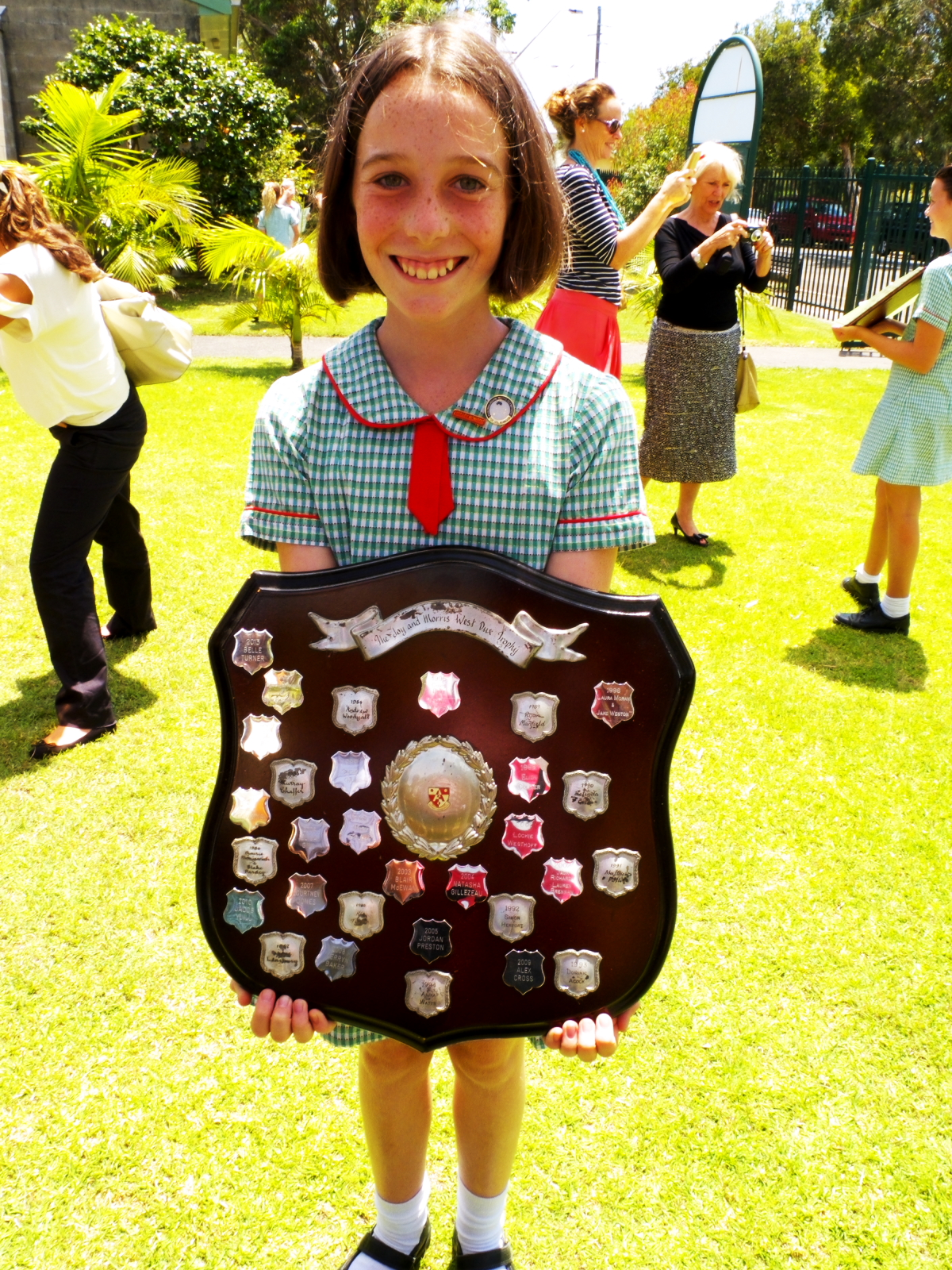 Dux of Avalon Primary school